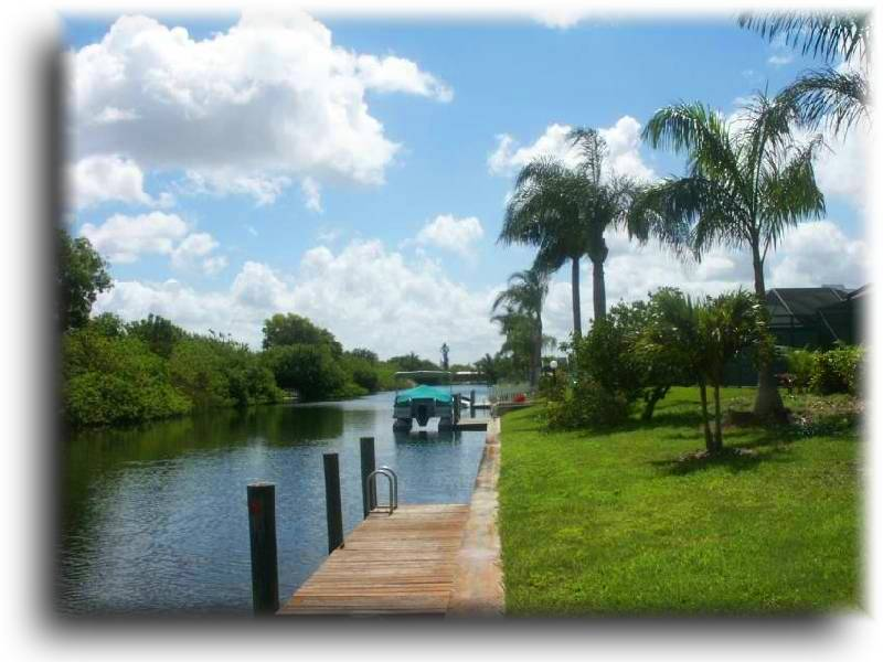 canalview w/boat dock